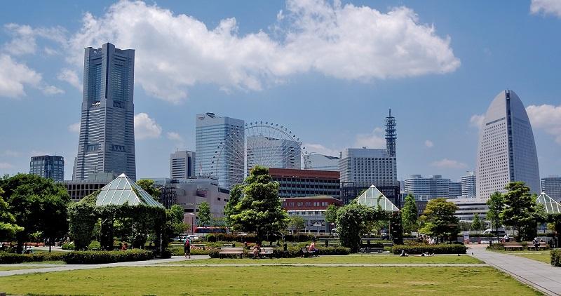 東横浜エリアの写真