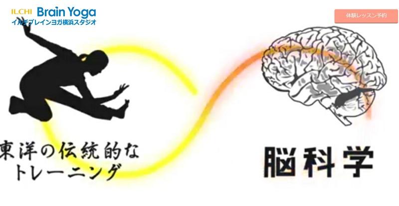 イルチブレインヨガ横浜公式キャプチャ